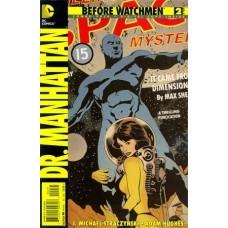 Before Watchmen: Dr. Manhattan #2C