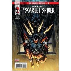 Ben Reilly: The Scarlet Spider #10A
