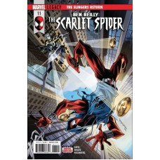 Ben Reilly: The Scarlet Spider #11