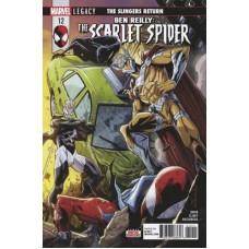Ben Reilly: The Scarlet Spider #12