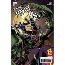 Ben Reilly: The Scarlet Spider #21