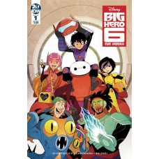 Big Hero 6: The Series #1A