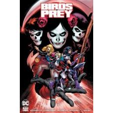 Birds of Prey, Vol. 5 #1A