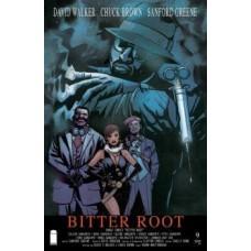 Bitter Root #9B