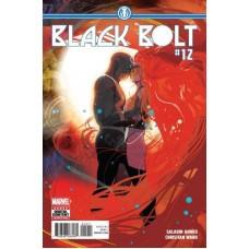 Black Bolt #12