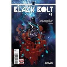 Black Bolt #2A