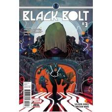 Black Bolt #3A