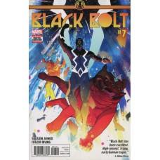 Black Bolt #7