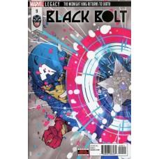 Black Bolt #9