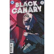 Black Canary, Vol. 4 #12