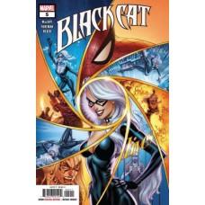 Black Cat, Vol. 1 #5A