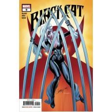 Black Cat, Vol. 1 #9A