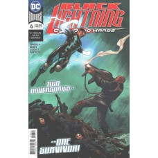Black Lightning: Cold Dead Hands #6