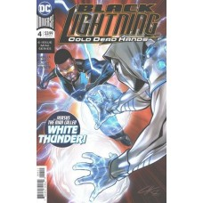 Black Lightning: Cold Dead Hands #4