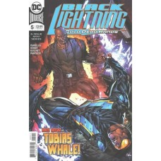 Black Lightning: Cold Dead Hands #5