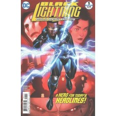 Black Lightning: Cold Dead Hands #1A