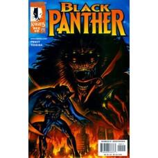 Black Panther, Vol. 3 #2A