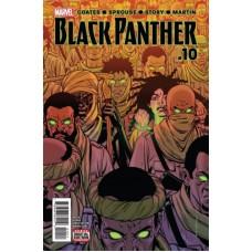 Black Panther, Vol. 6 #10A