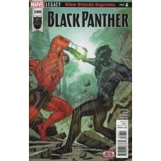 Black Panther, Vol. 6 #166A