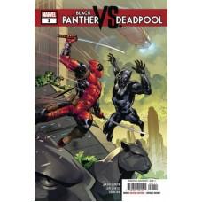 Black Panther vs. Deadpool #1A