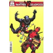 Black Panther vs. Deadpool #1C