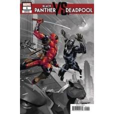 Black Panther vs. Deadpool #1D