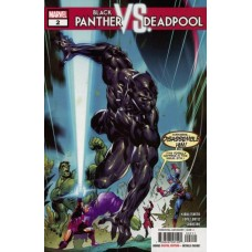 Black Panther vs. Deadpool #2A