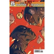 Black Panther vs. Deadpool #4B