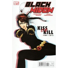 Black Widow, Vol. 5 #6A