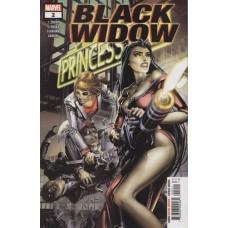 Black Widow, Vol. 8 #2