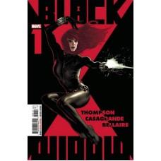 Black Widow, Vol. 9 #1A