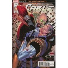 Cable, Vol. 3 #154A
