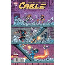 Cable, Vol. 3 #158A