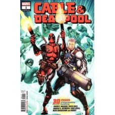 Cable and Deadpool Annual #1A