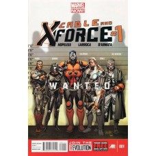 Cable and X-Force #1A