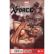 Cable and X-Force #2A