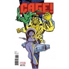 Cage, Vol. 3 #3B
