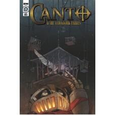 Canto & The Clockwork Fairies #1B