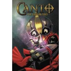 Canto & The Clockwork Fairies #1A
