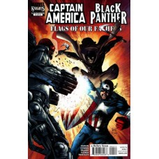 Captain America / Black Panther: Flags of Our Fathers #4