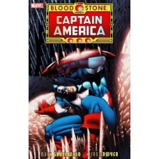 Captain America The Bloodstone Hunt #TP