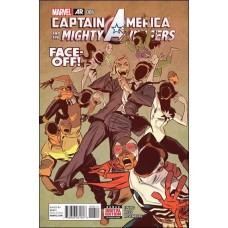 Captain America & The Mighty Avengers #6