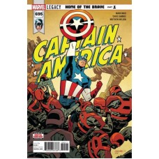 Captain America, Vol. 1 #695A