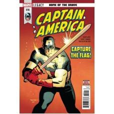 Captain America, Vol. 1 #696A