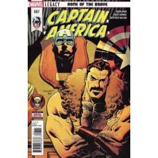 Captain America, Vol. 1 #697A