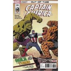 Captain America, Vol. 1 #699