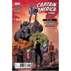 Captain America, Vol. 1 #700A