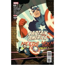 Captain America, Vol. 1 #702A