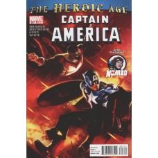 Captain America, Vol. 5 #607