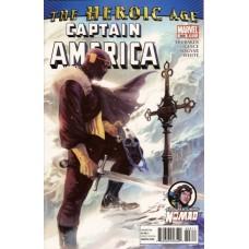 Captain America, Vol. 5 #608